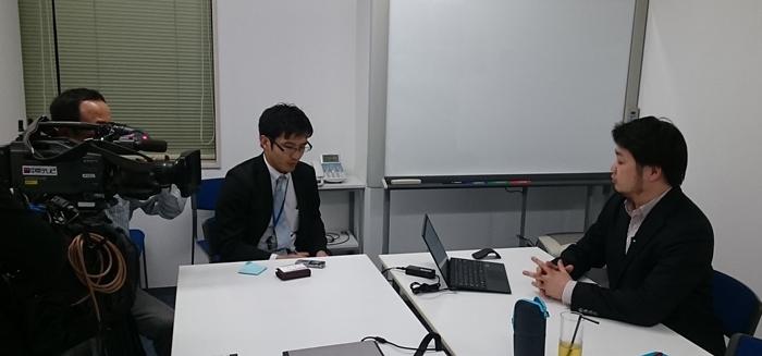 20151126 新井先生中京テレビ取材